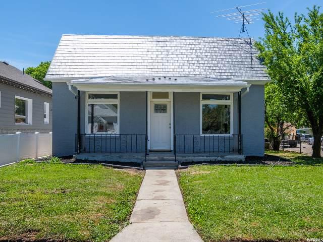 551 E 29TH S, Ogden, UT 84403 (MLS #1677137) :: Lawson Real Estate Team - Engel & Völkers