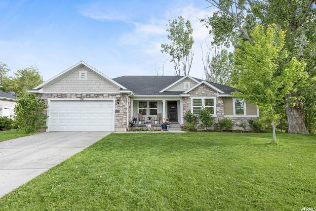 250 E 800 N, American Fork, UT 84003 (#1677142) :: Berkshire Hathaway HomeServices Elite Real Estate