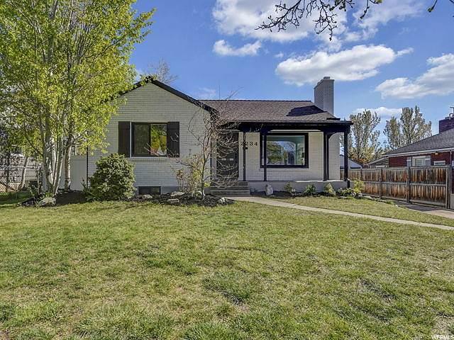 2234 E Wilson Ave, Salt Lake City, UT 84108 (#1677154) :: Exit Realty Success