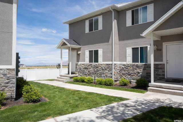 706 N Ry Ln W #2071, Tooele, UT 84074 (#1677159) :: Big Key Real Estate
