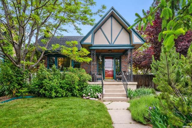 1439 E Hollywood Ave, Salt Lake City, UT 84105 (MLS #1677161) :: Lookout Real Estate Group