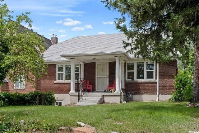 1063 E 400 S, Salt Lake City, UT 84102 (#1677165) :: Doxey Real Estate Group