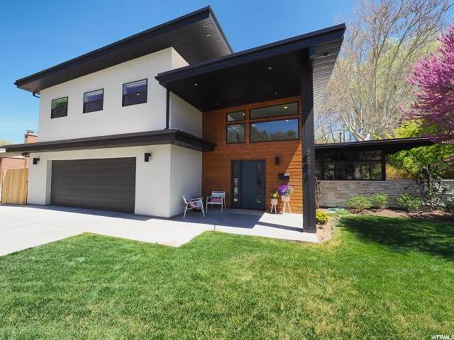 5671 S Oakdale Dr, Salt Lake City, UT 84121 (#1677173) :: Big Key Real Estate