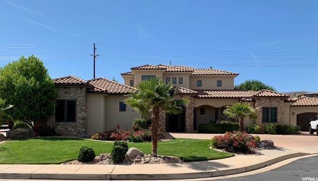 2634 E 1400 Cir S, St. George, UT 84790 (#1677187) :: Doxey Real Estate Group