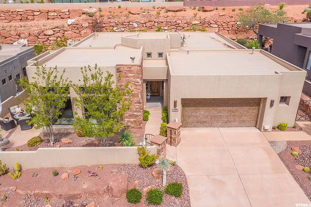 3052 N Snow Canyon Pkwy #168, St. George, UT 84770 (#1677191) :: Doxey Real Estate Group