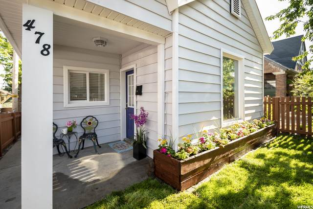 478 E 6 TH Ave N, Salt Lake City, UT 84103 (#1677192) :: Doxey Real Estate Group
