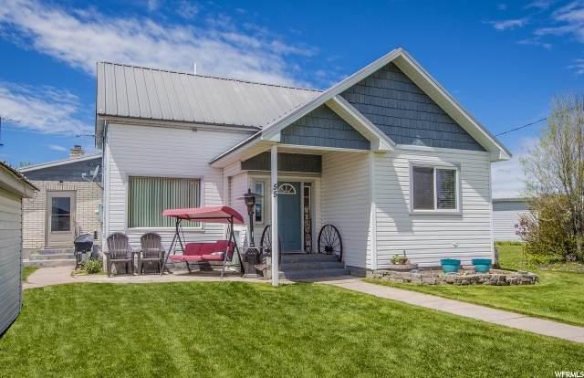 55 S 100 W, Bloomington, ID 83223 (#1677193) :: Utah Best Real Estate Team | Century 21 Everest
