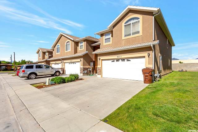 3415 S Acord Meadows Pl W, West Valley City, UT 84119 (MLS #1677194) :: Lookout Real Estate Group