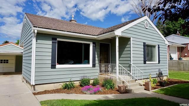373 S 600 E, River Heights, UT 84321 (#1677195) :: Big Key Real Estate