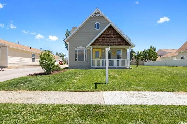 34 N 710 W, Spanish Fork, UT 84660 (#1677196) :: Red Sign Team