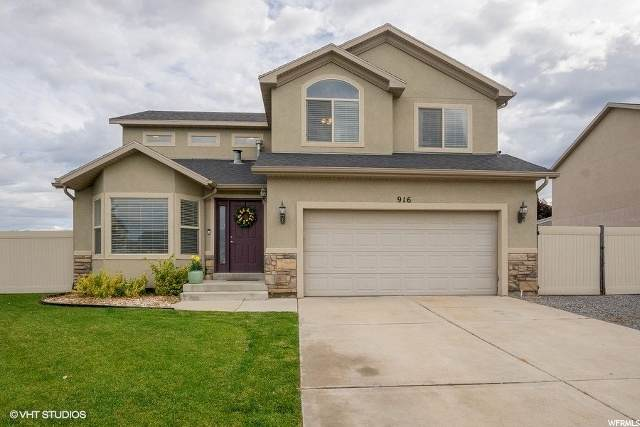 916 W 1625 S, Lehi, UT 84043 (#1677204) :: The Fields Team