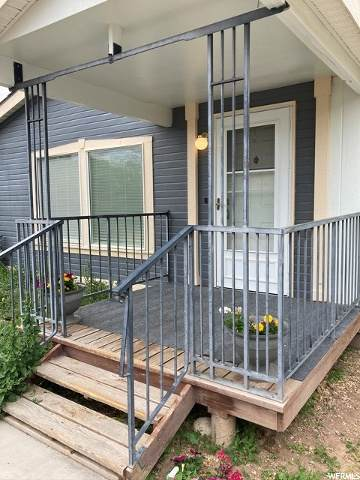 1490 E 3500 S, Vernal, UT 84078 (#1677250) :: Big Key Real Estate