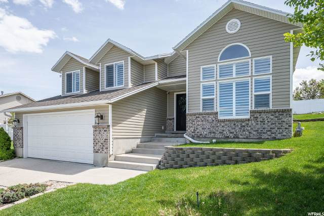 6145 W Kenyons Claim Cir S, West Jordan, UT 84081 (#1677265) :: Powder Mountain Realty