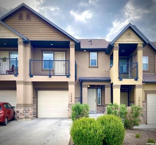 1524 N Venetian Way, Saratoga Springs, UT 84045 (#1677266) :: Big Key Real Estate