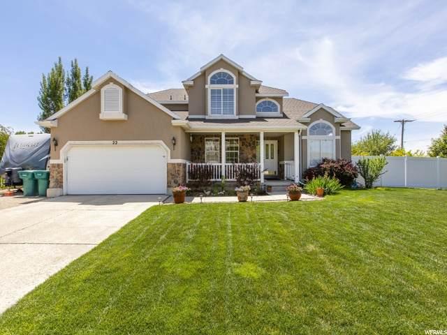 22 E 2300 N, Lehi, UT 84043 (#1677290) :: Berkshire Hathaway HomeServices Elite Real Estate