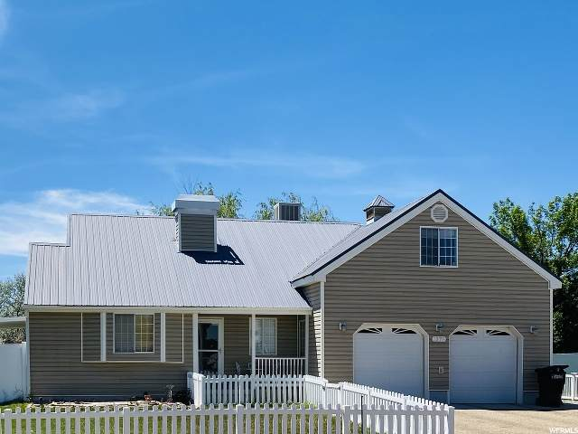 1370 S 1900 E, Vernal, UT 84078 (#1677309) :: Big Key Real Estate