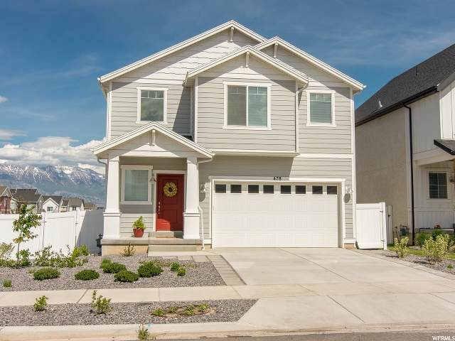 478 S Church Dr, Saratoga Springs, UT 84045 (#1677314) :: Colemere Realty Associates