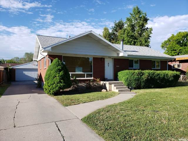 934 E Best Ave S, Millcreek, UT 84106 (#1677315) :: Colemere Realty Associates