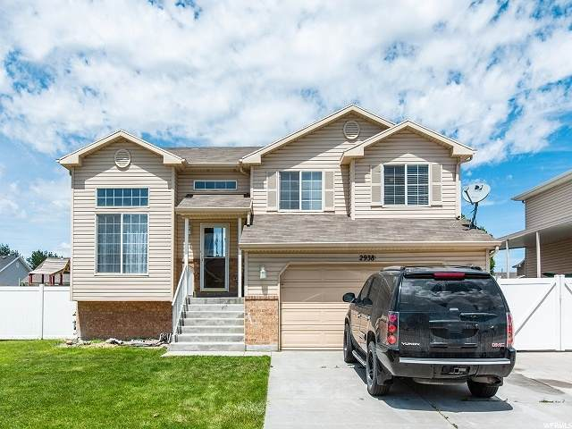 2938 S Gazelle Rd W, West Valley City, UT 84128 (#1677316) :: Colemere Realty Associates