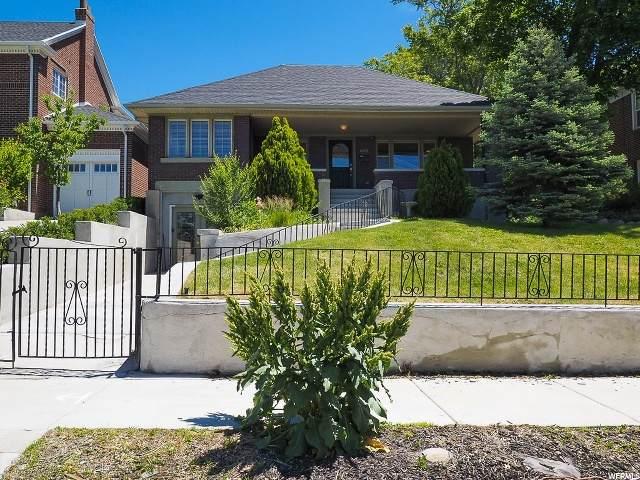 1393 S 1300 E, Salt Lake City, UT 84105 (#1677319) :: Doxey Real Estate Group