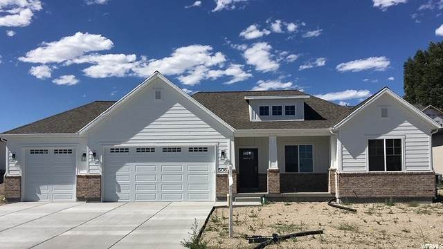 1350 S 960 E #18, Heber City, UT 84032 (#1677337) :: Big Key Real Estate