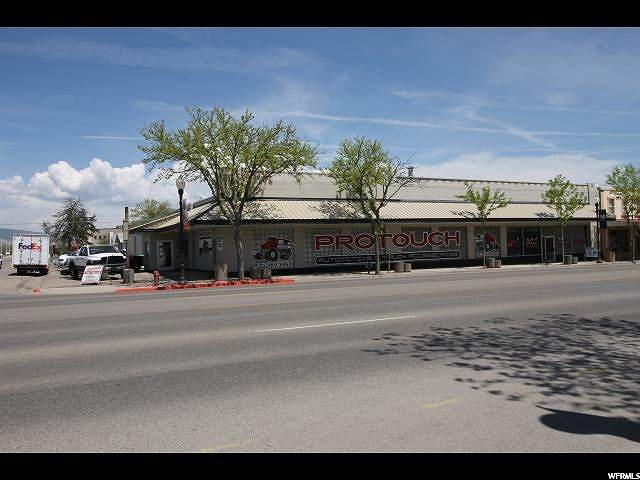 168 W Main St, Vernal, UT 84078 (#1677345) :: Doxey Real Estate Group