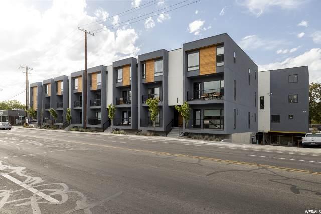 24 W 1700 S C-5, Salt Lake City, UT 84115 (MLS #1677352) :: Lookout Real Estate Group