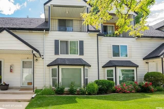 6165 S 1300 E D, Salt Lake City, UT 84121 (#1677358) :: Big Key Real Estate