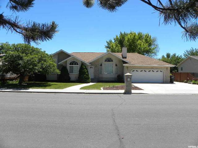 871 W 2150 N, Provo, UT 84604 (#1677367) :: Big Key Real Estate