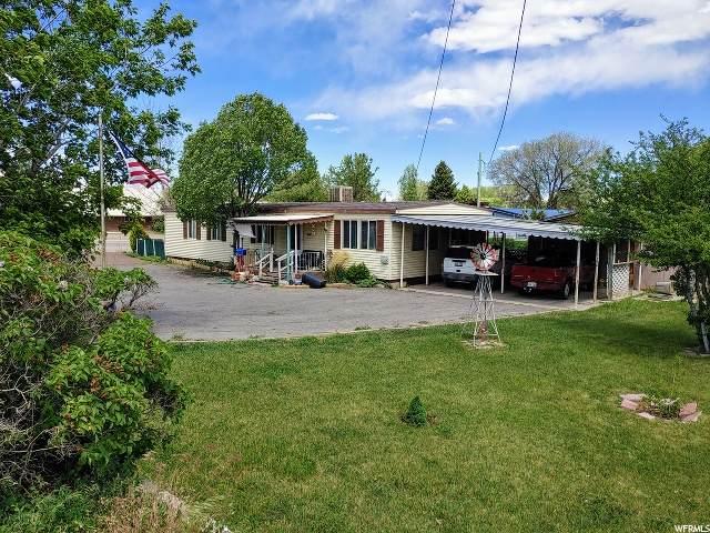 390 N 500 W, Vernal, UT 84078 (#1677369) :: Big Key Real Estate