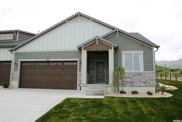 79 W Parkside Loop W #58, Elk Ridge, UT 84651 (#1677372) :: Bustos Real Estate | Keller Williams Utah Realtors