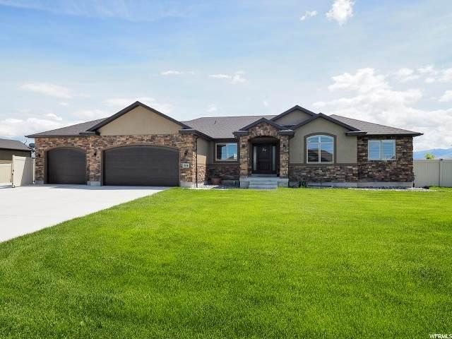 584 E Coach Ln, Grantsville, UT 84029 (MLS #1677373) :: Lookout Real Estate Group