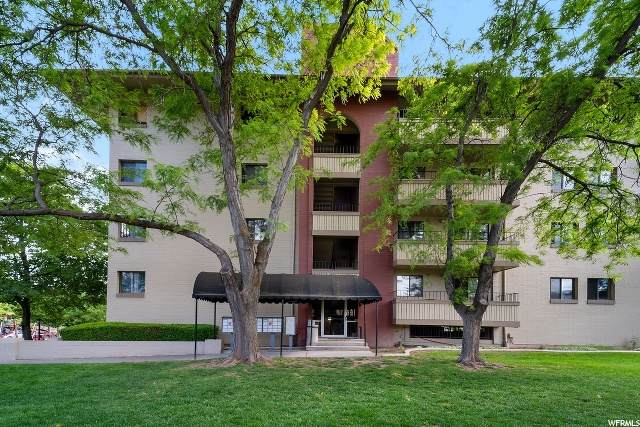530 S 400 E #2410, Salt Lake City, UT 84111 (#1677406) :: Doxey Real Estate Group