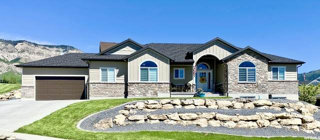 3670 N 175 E, North Ogden, UT 84414 (MLS #1677410) :: Lookout Real Estate Group
