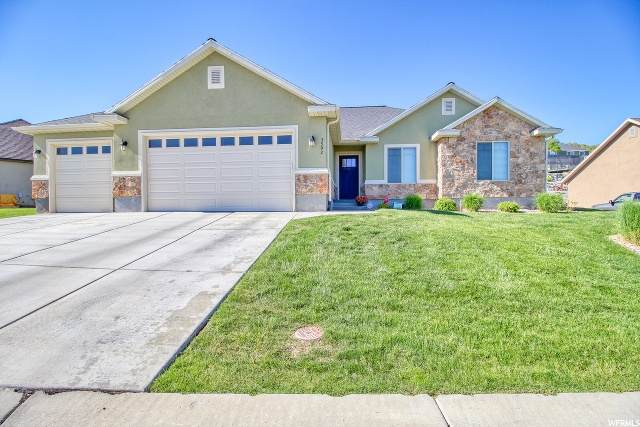 3592 E Jacobs Ct, Eagle Mountain, UT 84005 (MLS #1677413) :: Lookout Real Estate Group