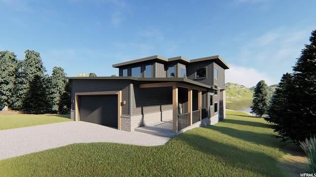 6358 E Edgewater Ln S #44, Huntsville, UT 84317 (MLS #1677425) :: Lookout Real Estate Group