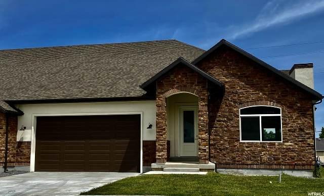 863 Oak Ct #30, Tooele, UT 84074 (MLS #1677427) :: Lookout Real Estate Group