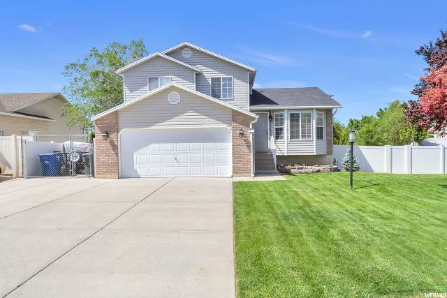 5648 S Hunter Hollow Cir W, West Valley City, UT 84128 (MLS #1677431) :: Lookout Real Estate Group