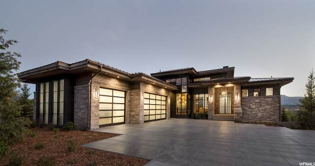 6691 Cody Trl, Park City, UT 84098 (#1677438) :: Doxey Real Estate Group
