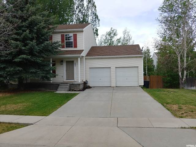 607 N 250 W, Heber City, UT 84032 (#1677441) :: Doxey Real Estate Group