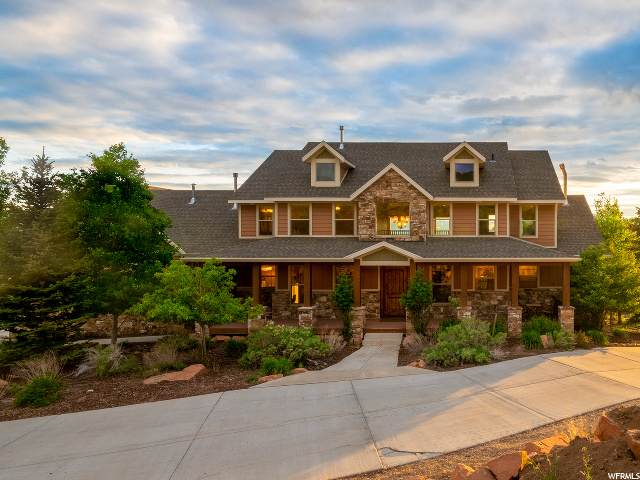 596 S Pole Dr, Heber City, UT 84032 (#1677459) :: Doxey Real Estate Group