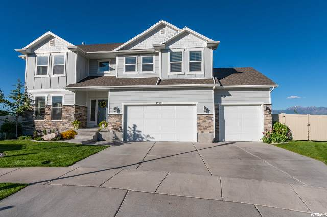 4762 W Wadesboro Cir, Herriman, UT 84096 (#1677471) :: The Fields Team