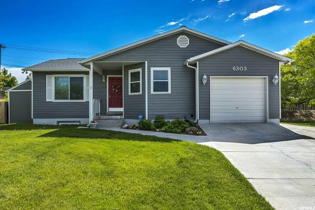 6303 S Stokewater Dr W, Taylorsville, UT 84129 (#1677477) :: EXIT Realty Plus