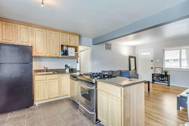 650 N 300 W #240, Salt Lake City, UT 84103 (#1677480) :: Doxey Real Estate Group