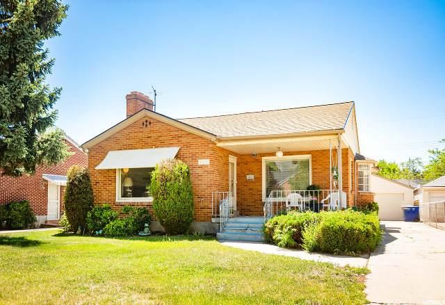 2492 S Filmore St, Salt Lake City, UT 84106 (#1677487) :: Utah City Living Real Estate Group