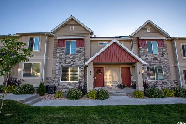 72 W 400 S, Santaquin, UT 84655 (#1677488) :: Berkshire Hathaway HomeServices Elite Real Estate