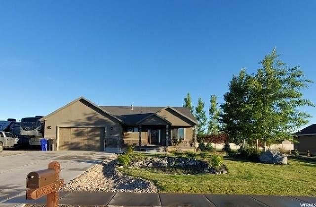 840 E Deep Wash Rd, Grantsville, UT 84029 (#1677526) :: Big Key Real Estate