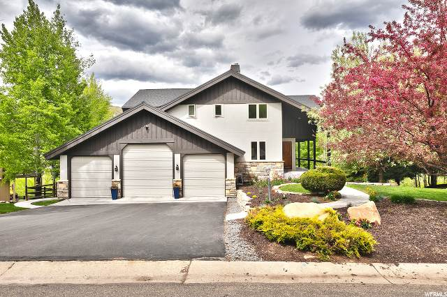3630 W Lariat Rd, Park City, UT 84098 (#1677535) :: Doxey Real Estate Group