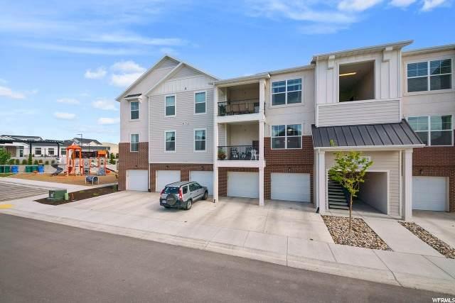 3792 W 1800 N #204, Lehi, UT 84043 (#1677558) :: Doxey Real Estate Group