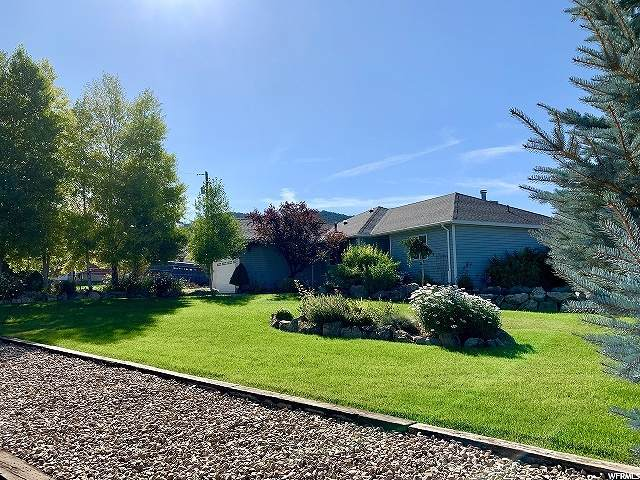 352 Spring Canyon Rd, Coalville, UT 84017 (#1677568) :: Doxey Real Estate Group